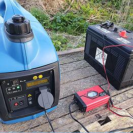 1000W portable inverter generator