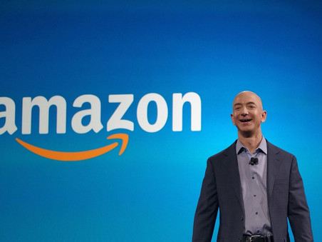 Jeff Bezos is stepping down as CEO