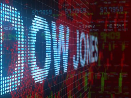 Dow Jones rises