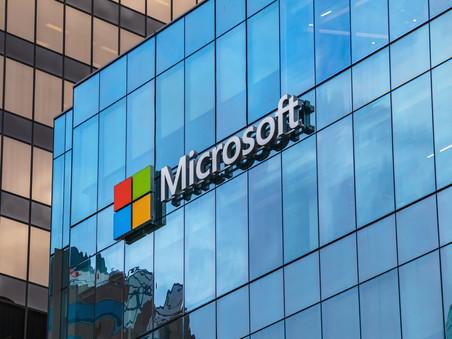 Microsoft crushed earnings