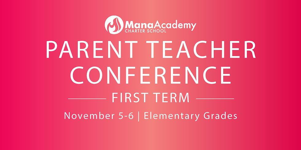 Parent Teacher Conference  - Elementary Campus