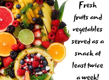 Fresh Fruit & Vegetable Program
