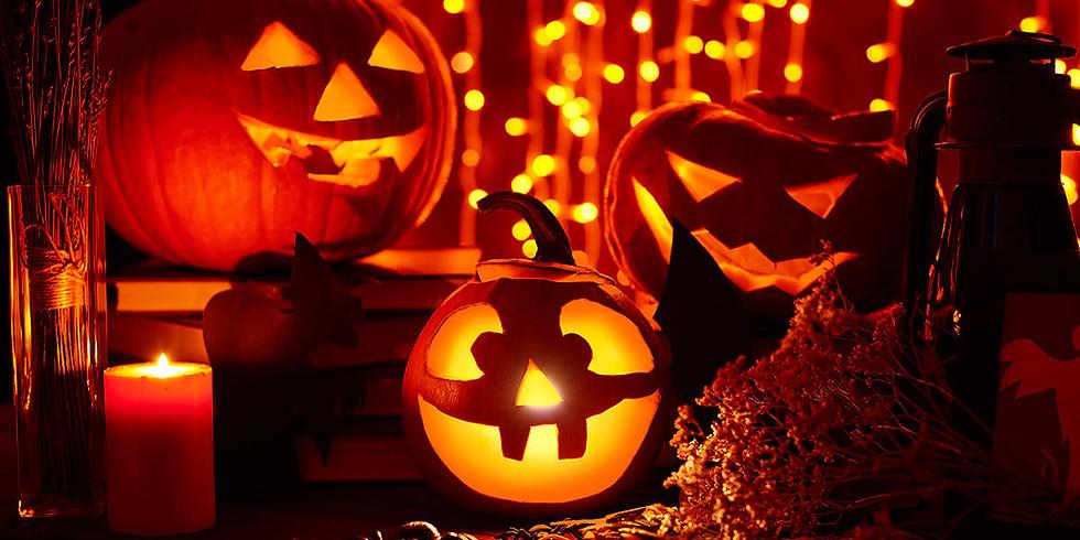 Halloween at Mana Academy