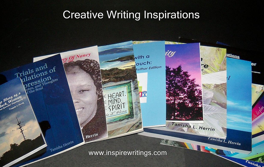 Books by Tanisha Herrin