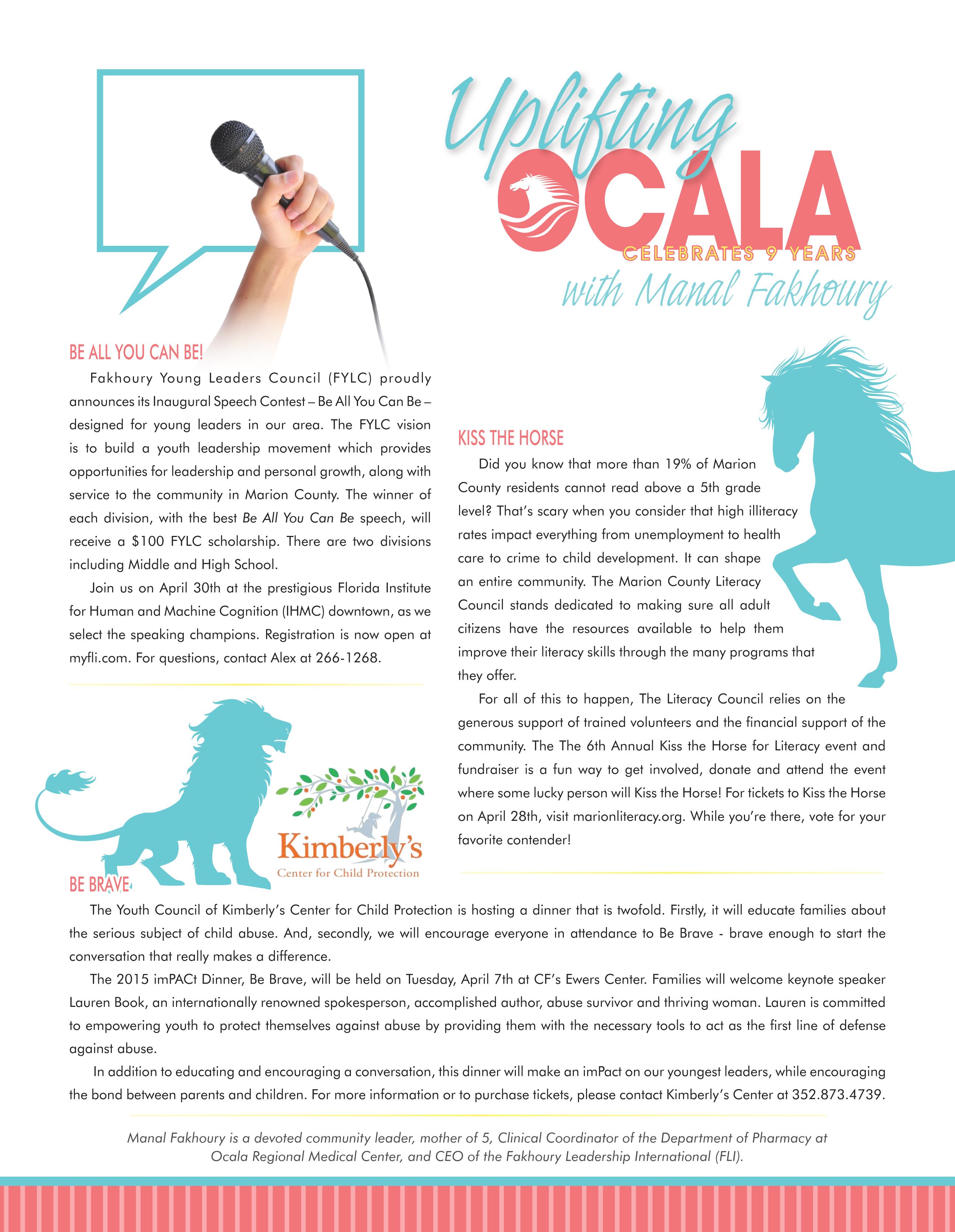 Uplifting Ocala