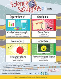 Science Saturdays @ IHMC