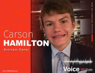 Carson Hamilton