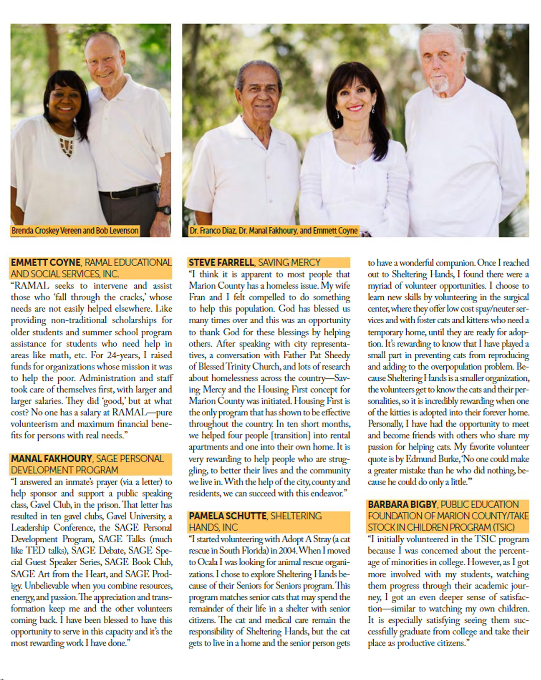 OCALA MAGAZINE MAY 2019