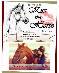Kiss the Horse