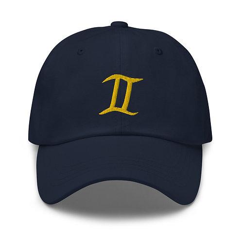 Gemini Gold Dad Hat