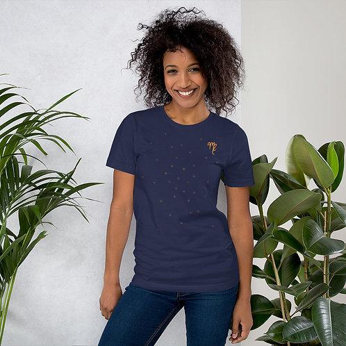 Virgo Gold T-Shirt