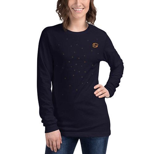 Cancer Gold Long Sleeve T-Shirt