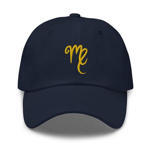 Virgo Gold Dad Hat