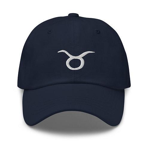 Taurus Silver Dad Hat