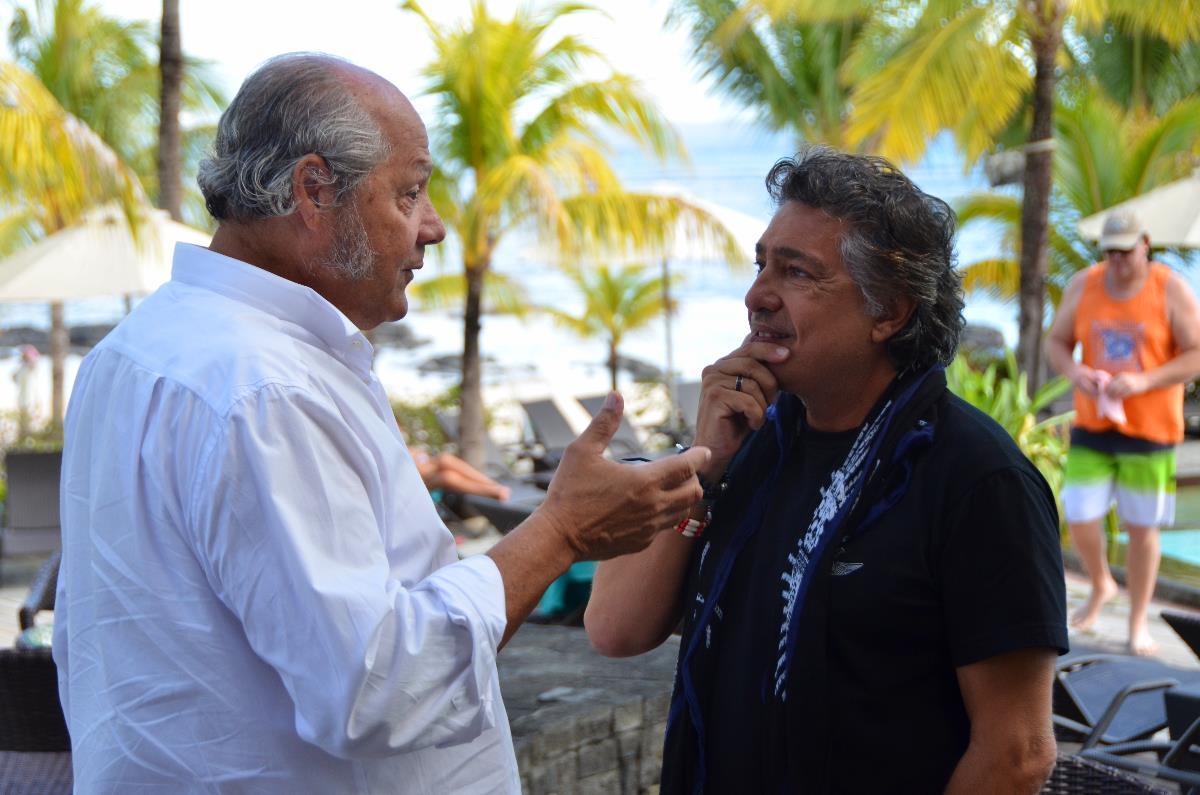 MLN with Frédéric François