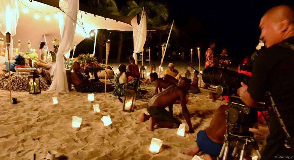 BUG Beach Scene