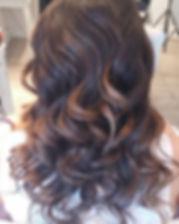Waves not curls 👍 #hair #hairstyle #hai