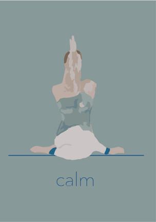 Finding balance - Calm