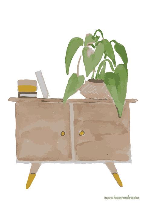 Natural home - Sideboard