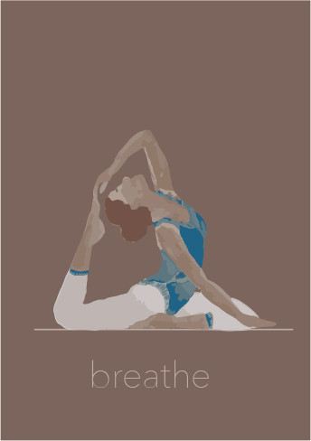 Finding balance - Breathe