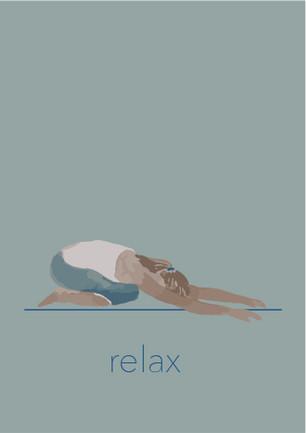 Finding balance - Relax