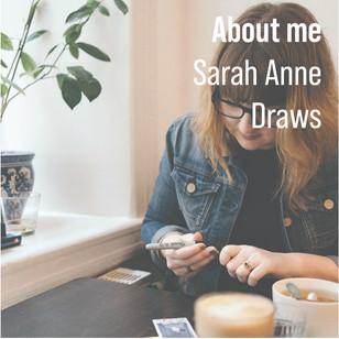 Sarah Anne Draws - My Links -  About Me