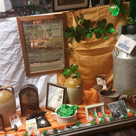 Roscrea and St. Patrick's Day