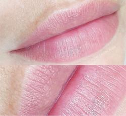 Permanent makeup. Powder Brows Albir. Micropigmentation Altea