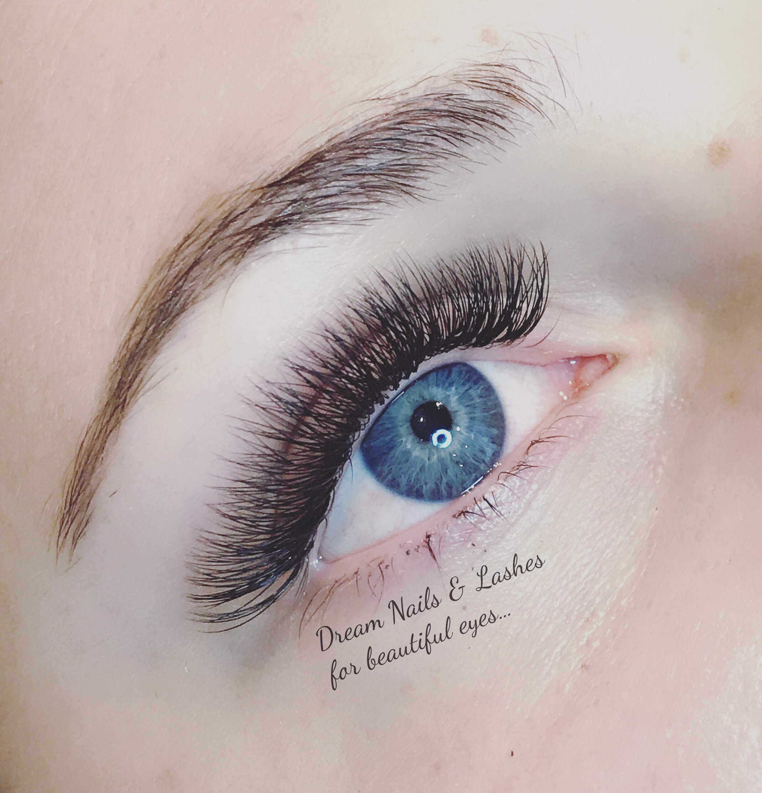 Lashes in Albir