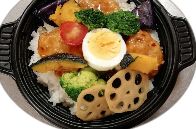 お野菜&つくね丼 - コピー.jpg