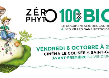 Soirée débat Zéro Phyto à Saint-Galmier