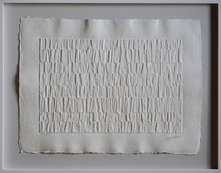 """Forêts"" - aquagravure 56 x 76 cm"