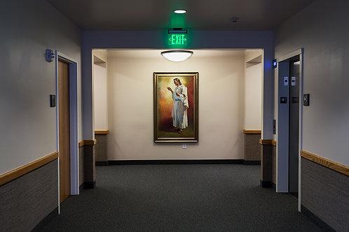 Jesus Painting | Framed Print