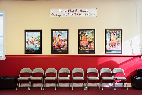 Buddhist Posters | Framed Print
