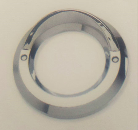 "Pair Of 2"" Round Bezel With Visor (2)"