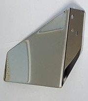 Stainless Reverse Light Bracket - 125mm (D/S)
