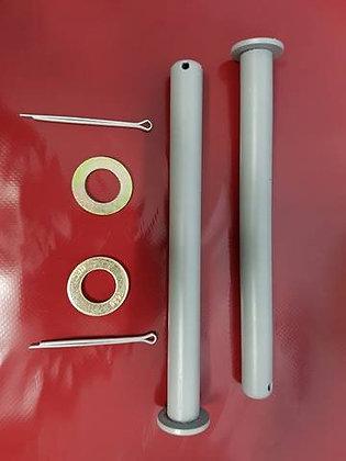 2 Steel Swinger Pins