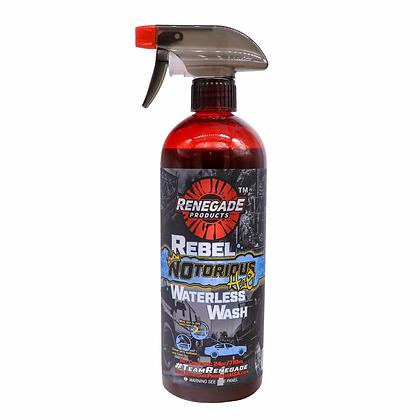Renegade Rebel Notorious Waterless Wash Spray - 710ml