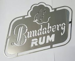 Stainless Steel Bug - Bundaberg Rum