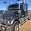 "Thumbnail: 14"" Drop Visor To Suit Western Star Heritage"