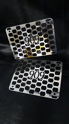 "Stainless Steel 6"" Air Ram Inserts - T909"
