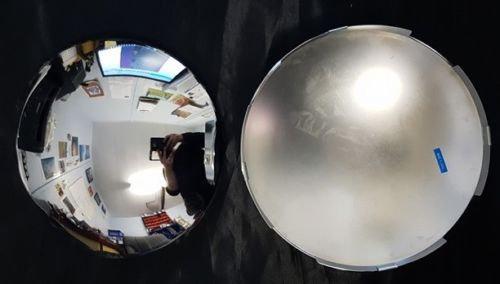 4 Notch Hub Cap Domed To Suit Kenworth & International