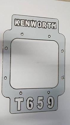 Kenworth Gear Shift Surround - T659