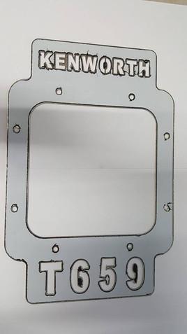 KW Gear Shift Surround  T659