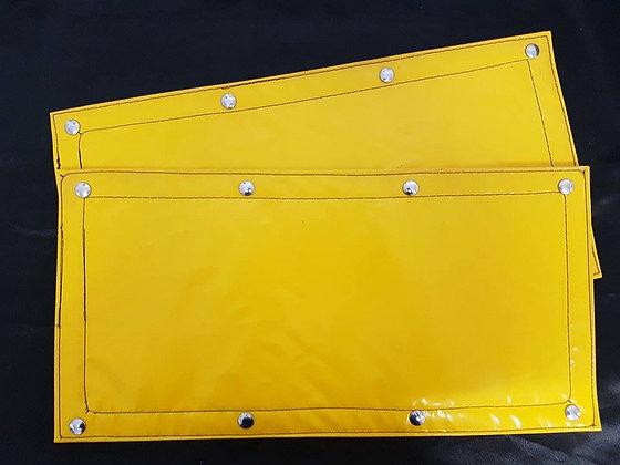 Yellow Road Train Kit