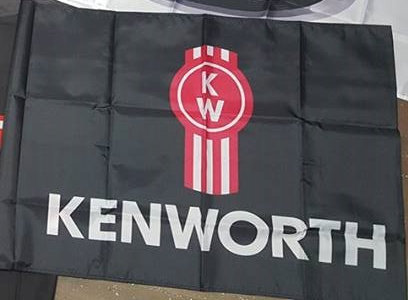Flag - Kenworth