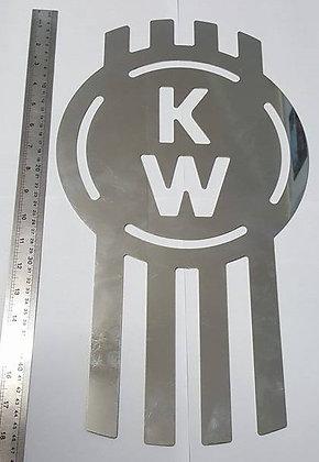 Stainless Steel Bug - Medium Kenworth