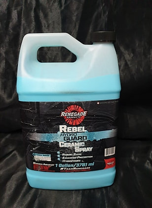 Renegade Rebel Hydro Guard Ceramic Spray - 1 Gallon (3.7 Litres)