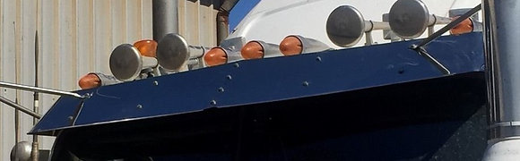 "10"" Drop Visor To Suit Western Star Stratosphere"
