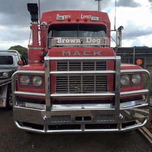 Mack Value Liner Bullbar